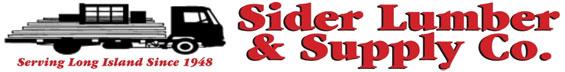 Sider Lumber Logo