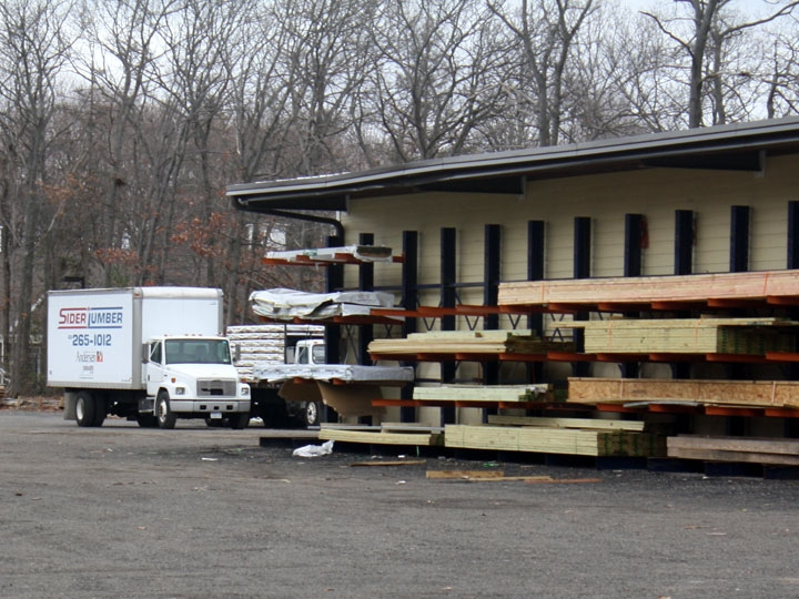 Buy New Building Materials From Ny Building Supply Company